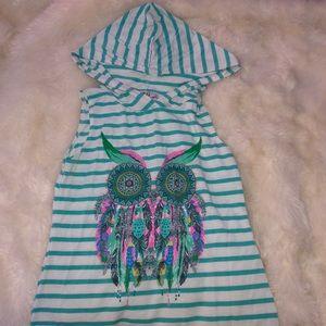 Other - Teal Owl Shirt